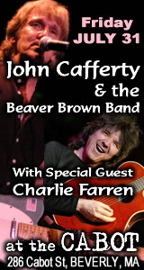 John Cafferty and the Beaver Brown Band poster