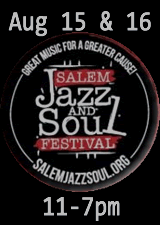 Salem Jazz and Soul poster